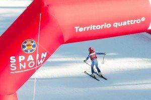 Audi quattro Cup en La Molina